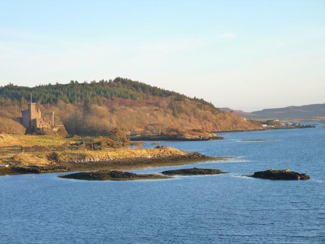Dunvegan Castle - Ile de Skye